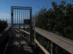 Private Beach Access just a short walk away!