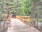Bridge to Base of Peak 9