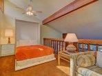 Loft with Queen Murphy Bed
