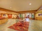 Mountain Thunder Lodge Lobby
