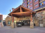 SkyRun Property - 'Village at Breck Studio 4310' - Entrance