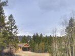 View from Elk Horn Cabin