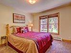 Cozy Queen Bedroom - Upper Level