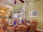 Dining room (alternate view)