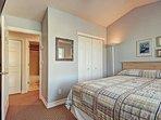 Bedroom #3 - Queen bedroom (alternate bedroom)