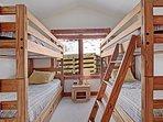 Bedroom #3: Bunk Room