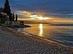 Opatija beach