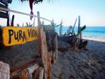 The motto of Costa Rica, 'Pura Vida'