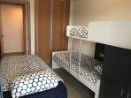 Habitación con la posibilidad de tres camas de 90