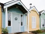 The Beach Huts - Eco Build nr Goodwood