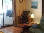 Pine beetle boarded Livingroom