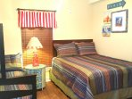 2nd Bedroom - Queen Bed and Bunk (Twin over Full) - Sleeps 5