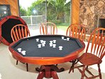 Game table - Combination - bumper pool, card table and regular table