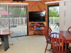 Game Room - Board  Games, TV, coloring books, puzzles, etc.