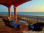 Mazatlan Beach Front Home / Estrella del Mar