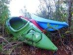 Kayaks & Paddles for Ocean Adventures