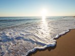 Beach - 800m away