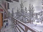 Non puoi battere questa fantastica proprietà per le vacanze in affitto a Tahoe.