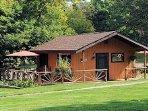 Clear lake Resort Cabin Six
