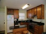 Full kitchen w/all major appliances