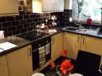 Ceramic Hob and Oven