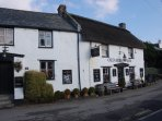 Crantock Village pub