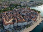 Trogir from the air!