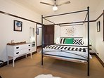 Master Bedroom with 4 Post Bed