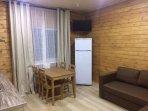 kitchen & lounge
