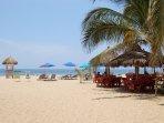 San Pancho beach dining