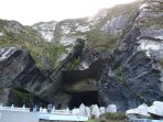 The Grotto and Slate Quarry on Valentia Island.