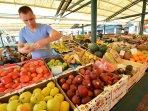 Rialto Market, just around the corner