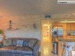 Living Room/ Kitchen / Hallway