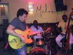 Willemstad's vibrant music scene