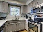 Many Kitchen Upgrades!