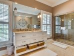 Fantastic Master Bathroom