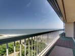 Amazing Views from Master Deck