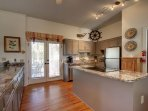 Renovated Kitchen is Fantastic!