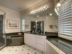 Second Master Bathroom, Wow!