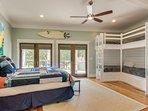One on Five Terrific Bedrooms!