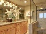 Master Bathroom is Outstanding!