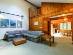 Beautiful, laid-back home with hot tub, sauna, game room, and near Mt. Snow!