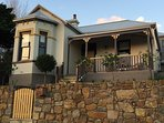 Rowley House is a heritage listed house (circa 1904) that has lovingly been restored in 2012.
