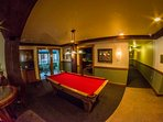 The Springs Pool Table Area