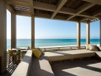 Covered Porches With Stunning Gulf Views