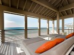 Master Bedroom Private Covered Porch With Views