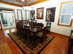 Dining Table - Seats 8 - 10