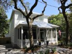 Sunday Morning - New Construction in Old Seagrove