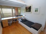Rembach - Twin Bedroom with Desk