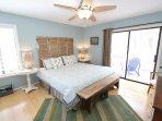 King Bedroom on Main Living Level